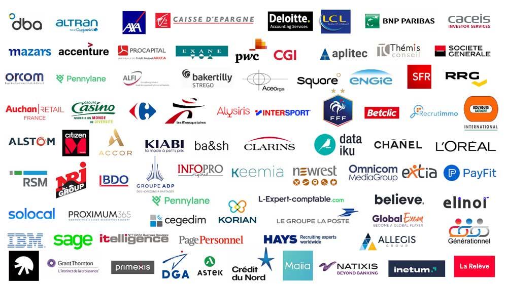 entreprises partenaire esgrh