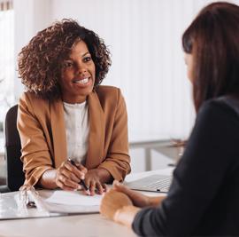 femmes conversation