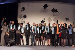 Gala des diplômés 2014