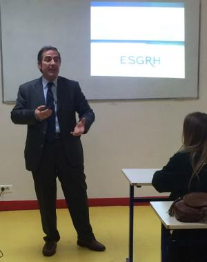 Conférence DRH : Leader ou Manager ?