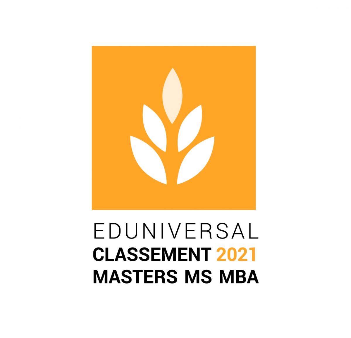 Classement Eduniversal