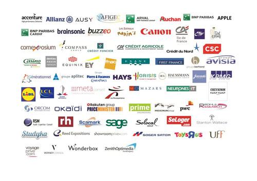 Entreprises partenaires Forum ESG 2015